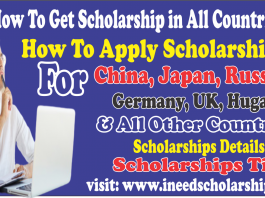How to get Scholarship Details Scholarships Tips Point Select Scholarship