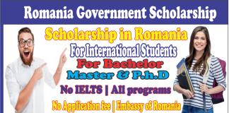 Romania Government Scholarship 2021-Universities in Romania