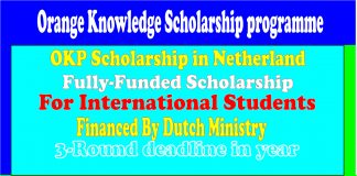 Orange Knowledge Scholarship